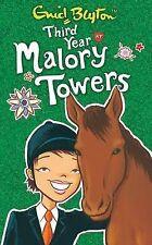 Nouveau (3) Troisième année à Malory Towers (Malory Towers Livre) Enid Blyton