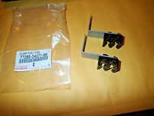 Package of (2) Toyota Part No.: 77285-34071 CLAMP, FUEL TUBE