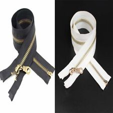50CM 60CM Metal Zipper for Clothes Or Bags Manufacture