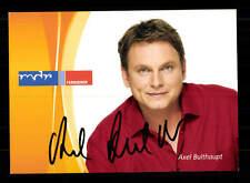 Axel Bulthaupt Autogrammkarte Original Signiert # BC 90979