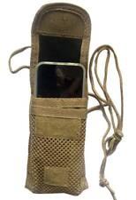Funda cuello estilo militar teléfono IPHONE 5 Molle coyote  casual viaje