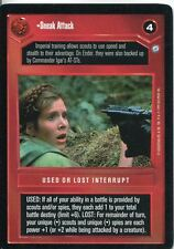 Star Wars CCG Endor Card Sneak Attack