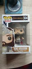 Funko Pop! The Lord Of The Rings- King Aragorn Exclusive