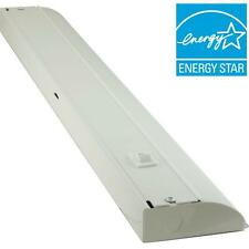 """GE 26739 Premium LED Direct-Wire Dimmable Under Cabinet Light Fixture, 12"""""""