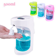 500ml Soap Dispenser Automatic Induction Soap Dispenser Reaching Out To Sense