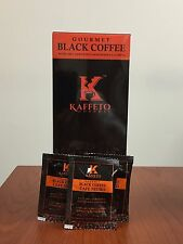 Ganoderma Lucidum Coffee- Kaffeto Gourmet Ganoderma Black Coffee 20 Sachets