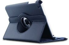 FUNDA TABLET PARA IPAD AIR IPAD 5 GIRATORIA 360º COLOR AZUL OSCURO