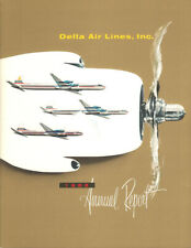 Delta Air Lines annual report 1955 [0095] Buy 4+ save 25%