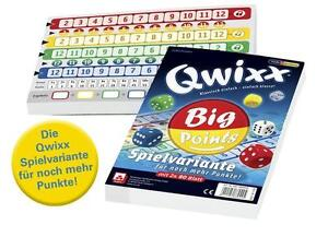 Qwixx Big Points 160 Blatt im 2er-Pack