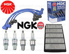 Mazda RX8 Tune Up Filter NGK High Performance Wires & Platinum Spark Plugs