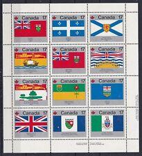 Briefmarken aus Kanada als Satz
