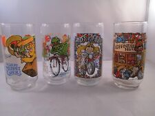 The Great Muppet Caper set of 6 McDonald's Glasses