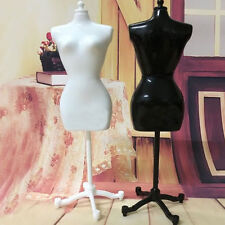 Doll Display Holder Dress Clothes Mannequin Model Stand For  Doll HC