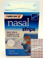 20x BETTER BREATHE NASAL STRIPS NOSE REG LARGE ANTI SNORING AID TO STOP SNORING