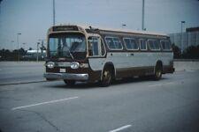 GM New Look bus Kodachrome original Kodak slide