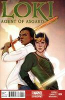 Loki: Agent of Asgard #4 Marvel Comics NOW Cover A 1ST PRINT