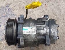 AC Air Con Compressor Peugeot Citroen 306 307 406 607 807 expert C5 C8 jumpy etc