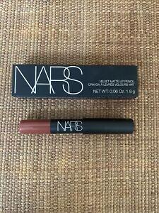 New NARS Velvet Matte Lip Pencil in Do Me Baby 1.8g Sample Handbag Size RPR £16