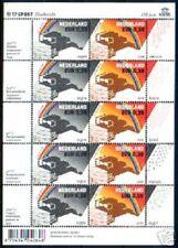 Nederland NVPH 2248-49 Vel 150 jaar KNMI 2004 Postfris