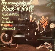 DISQUE VINYLE - 33 Tours - The many sides of Rock'N'Roll