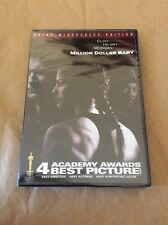 Million dollar Baby, 2 disc wide edition, Dvd. Factory sealed.