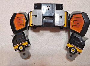 Power Rangers Megazord Chest Arms Parts T Rex Mastodon Vtg MMPR Bandai 1991