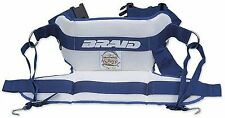 NEW Braid Products Brute Buster Harness (Large/Fits up to 56-Inch) FREE2DAYSHIP