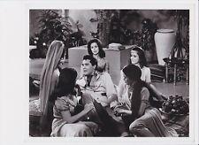 1965 ELVIS PRESLEY HARUM SCARUM ORIGINAL PHOTO W/ MARY ANN MOBLEY FRAN JEFFRIES