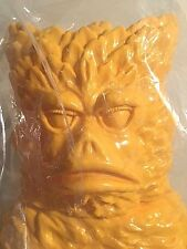 GIANT! MARMIT GARAMON ULTRA Q MAIL LOTTO (YELLOW) GARGAMEL BANDAI ZOLLMEN KAIJU