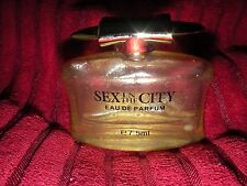 SEX IN THE CITY GOLD EAU DE PARFUM 7.5ml