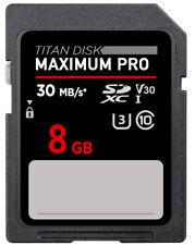 5 Pack Titandisk SD Card 32GB 16GB 8GB C10 C4 UHS SDXC Flash Memory Card