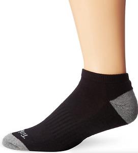 Timberland Black 3 Pair Basic No Show Socks Men's Size 9-12 17928