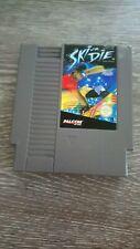 Ski Or Die Nintendo Jeu Spiel Game NES Entertainment System NES-7S-FRA