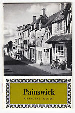 Painswick Official Guide - 1970s booklet - Gloucestershire
