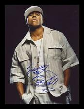 LL COOL J AUTOGRAPHED SIGNED & FRAMED PP POSTER PHOTO