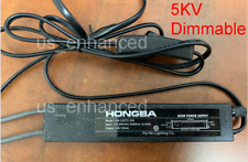 Dimmable Transformer Neon Light Sign Power Supply 5Kv 30Ma Includes a Dimmer