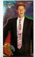 1993-94 Fleer NBA Jam Session Standouts Shawn Bradley #2 Rookie