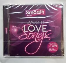 SMOOTH LOVE SONGS 2CD 2018 BRAND NEW & SEALED