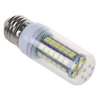 10X(1 E27 48 SMD 5050 LED reinweisse energiesparende Mais-Licht Lampe Birne C3Y8
