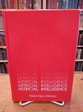 Artificial Intelligence, Patrick Henry Winston, 1979 Second Print Hardcover