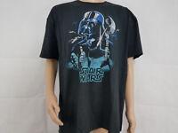 Star Wars Mens Short sleeve t shirt black XL XXL NWT Disney Darth Vader Tee