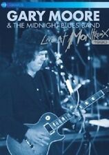 GARY MOORE - LIVE AT MONTREUX 1990  DVD NEW!