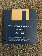 Kick Off 2 Winning Tactics A Anco Game for the Commodore Amiga