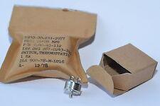 Temperatur-Schalter / Thermostat v. Elmwood, 2 A / 250 V / aktiv. bei 160°, NOS