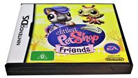 Littlest Pet Shop Country Friends Nintendo DS 2DS 3DS Game