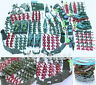 260 pcs Military Playset Plastic Toy Soldiers Army Men 4cm Figures & Accessories