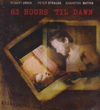 83 Houres Till Dawn - DVD - 1990 kidnapped Survival Thriller Movie Peter Strauss