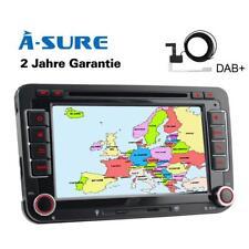 """7"""" GPS DVD DAB Autoradio für VW Passat CC Golf V VI EOS Tiguan Touran SEAT SKODA"""