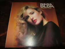 """BEBA BARONE SYMPHONY THREE 1985 12"""" ITALO DISCO Great Conditions Cartoni Catalog"""