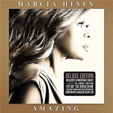 MARCIA HINES Amazing Deluxe Edition CD BRAND NEW Bonus Tracks
